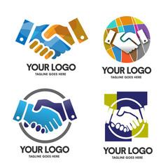 handshakes logo