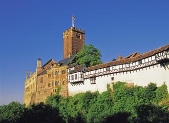 アイゼナハのヴァルトブルク城
