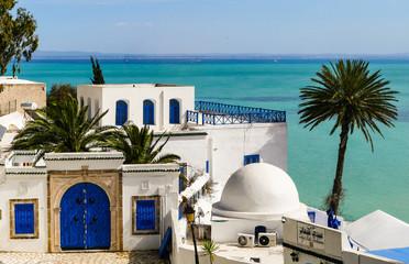 Die blaue Stadt Sidi Bou Said