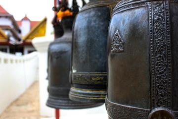 Buddhist Temple Bell