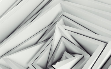 Abstract frames background