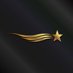 Gold star waves