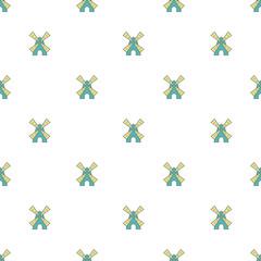 Cute windmills pattern