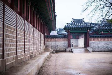 Korea castle