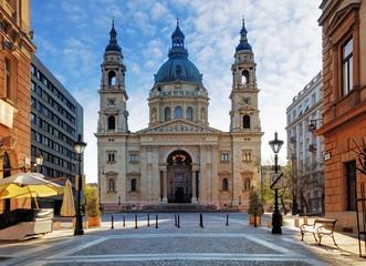 Budapest - St. Stephen's Basilica, Hungary Wall mural