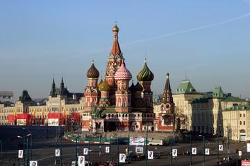 St. Basil's Cathedral (Pokrovsky Cathedral)
