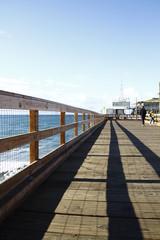 Santa Monica,Peer,The Pacific Ocean,The United States