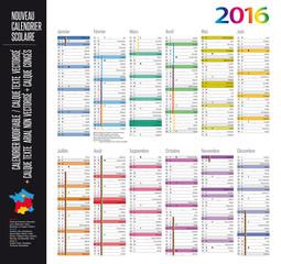 Photos illustrations et vid os de calendrier vectoriel - Calendrier des lunes 2016 ...