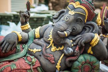 Ganesh statue, India