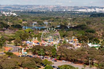 Brasilia's Amusement Park Nicolandia
