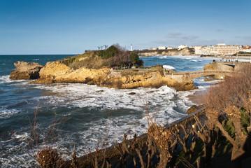 Biarritz (Pyrénées atlantiques)