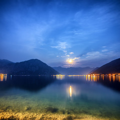Clear Sky Moonlight