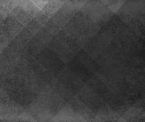 abstract shapes background, black and white color tones and vintage texture design, geometric angled lines and pattern