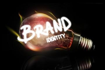 Composite image of brand identity