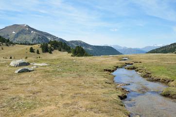 Spring in the Madriu-Perafita-Claror valley