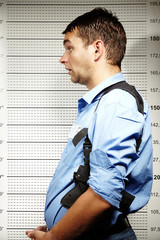 Special agent posing as criminal
