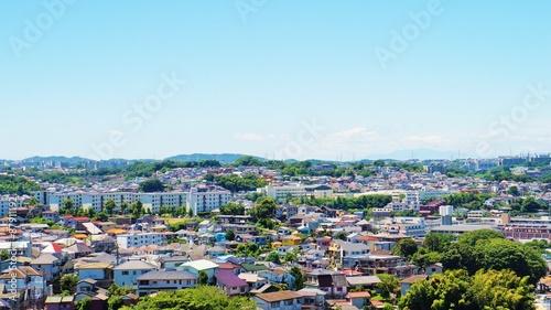 """横浜 郊外の町""""Fotolia.com の ..."""