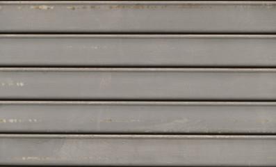 metal garage door texture background
