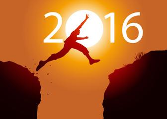 2016_objectif - carte de voeux
