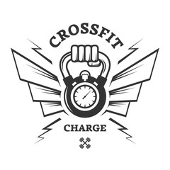 CrossFit workouts for a while.