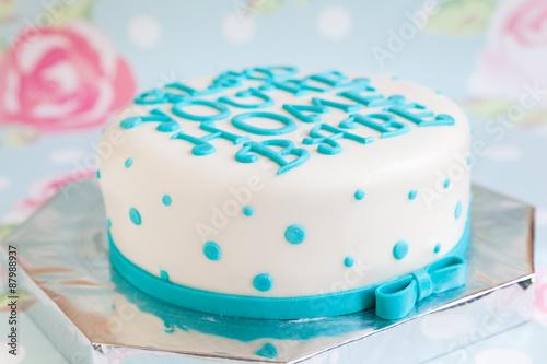 """Birthday party decorations"" Стоковая фотография и роялти-фри изображение на Fotolia.ru - Pic 87987752"