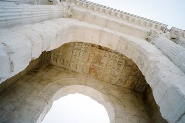 Roman Arch of Gavi - Verona Italy