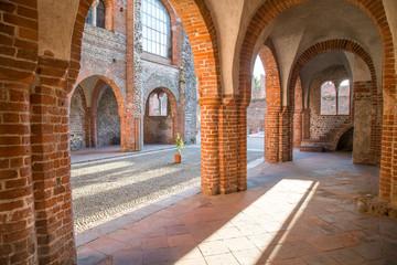 Abazia di San Nazzaro Sesia, Novara