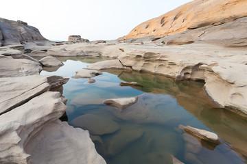 Sam Phan Bok (3000 holes) - The Grand Canyon of Thailand