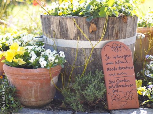 """anleitung zur gartengestaltung"""" stockfotos und lizenzfreie bilder, Garten ideen"""