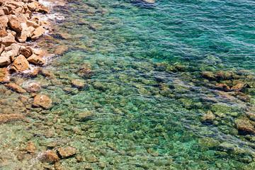 L'acqua delle cinque terre