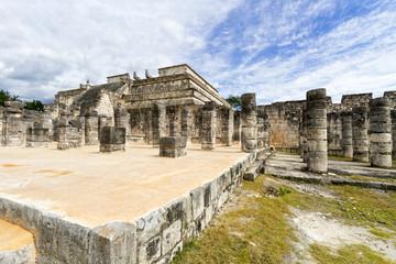 Chichen Itza Mayan ruins, Mexico.