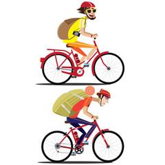 Bicyclist set