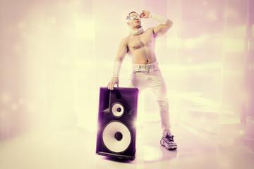 new style DJ