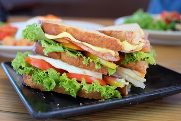 Sandwich healthy ready to eat
