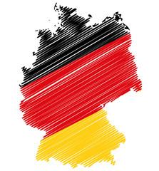 Deutschland Karte und Bundesländer Landkarte Europa