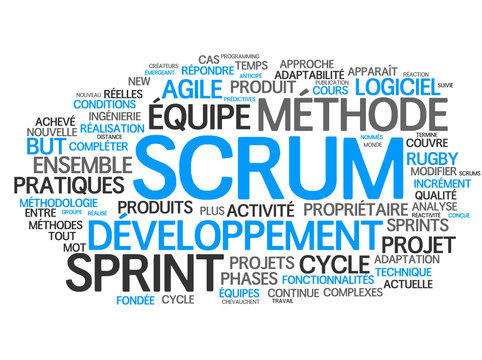 Scrum  (méthode agile)