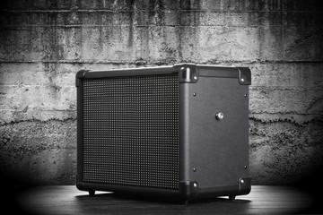Fotoväggar - Guitar amplifier