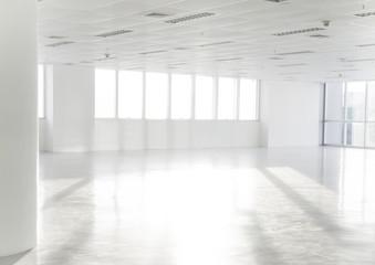 Open empty office space