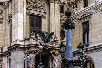 Opera National de Paris (Garnier Palace). Paris, France.