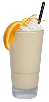 Orange Dreamsicle Milkshake
