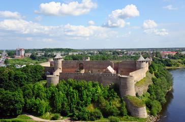 Festung Ivangorod / Russland