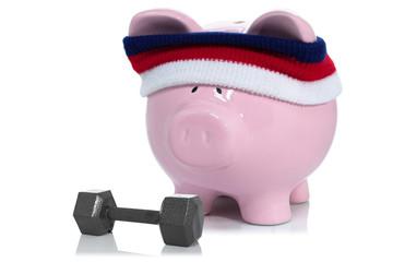 Building up savings