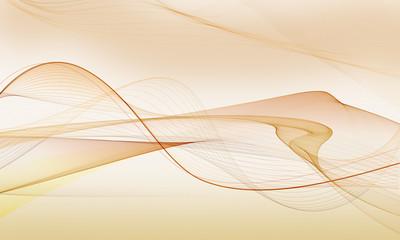 Obraz złote tło - fototapety do salonu
