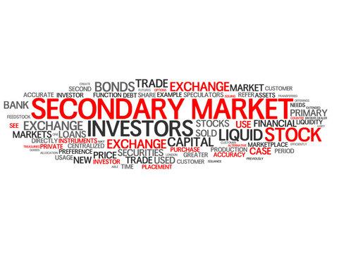 Secondary market (stock exchange)