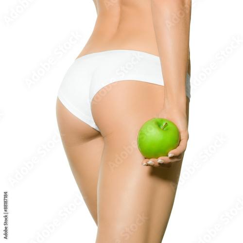 Apfel Hintern Bilder