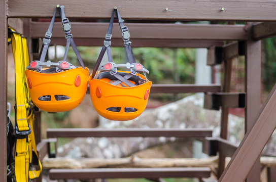 Zipline Safety Equipment