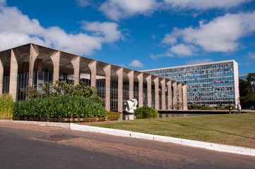Itamaraty Palace, Ministry of External Relations of Brazil