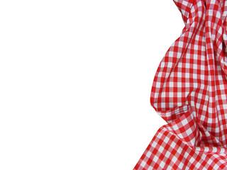 biało czerwony obrus