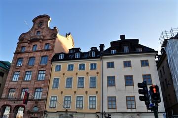 Stockholm - Gamla Stan / Altstadt