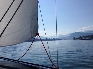 Segeln Luzern